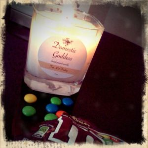 Fat Kid Friday Candle